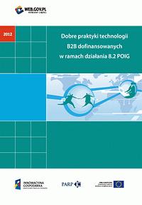 Dobre praktyki technologii B2B - 2012