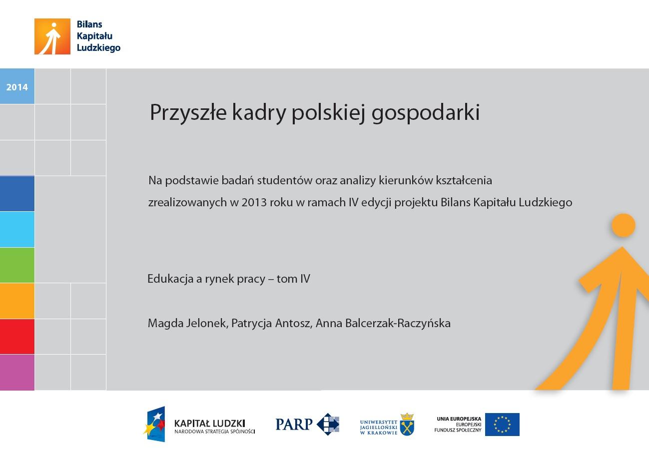 Przyszłe kadry polskiej gospodarki