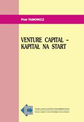 Venture Capital - kapitał na start