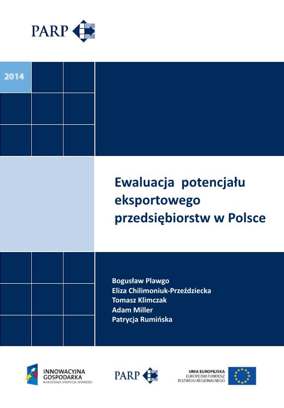 Ewaluacja potencjału eksportowego przedsiębiorstw w Polsce