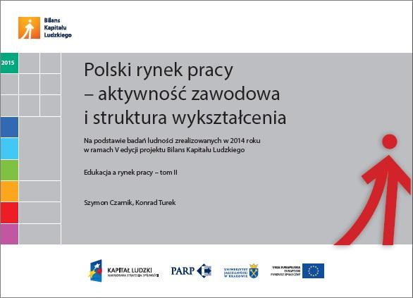 Polski rynek pracy  – aktywność zawodowa i struktura wykształcenia