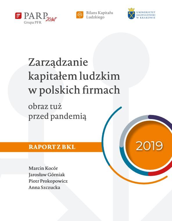 Zarządzanie kapitałem ludzkim w polskich firmach – obraz tuż przed pandemią
