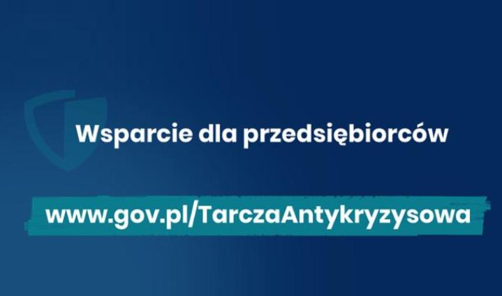 Wystartował serwis internetowy www.gov.pl/TarczaAntykryzysowa