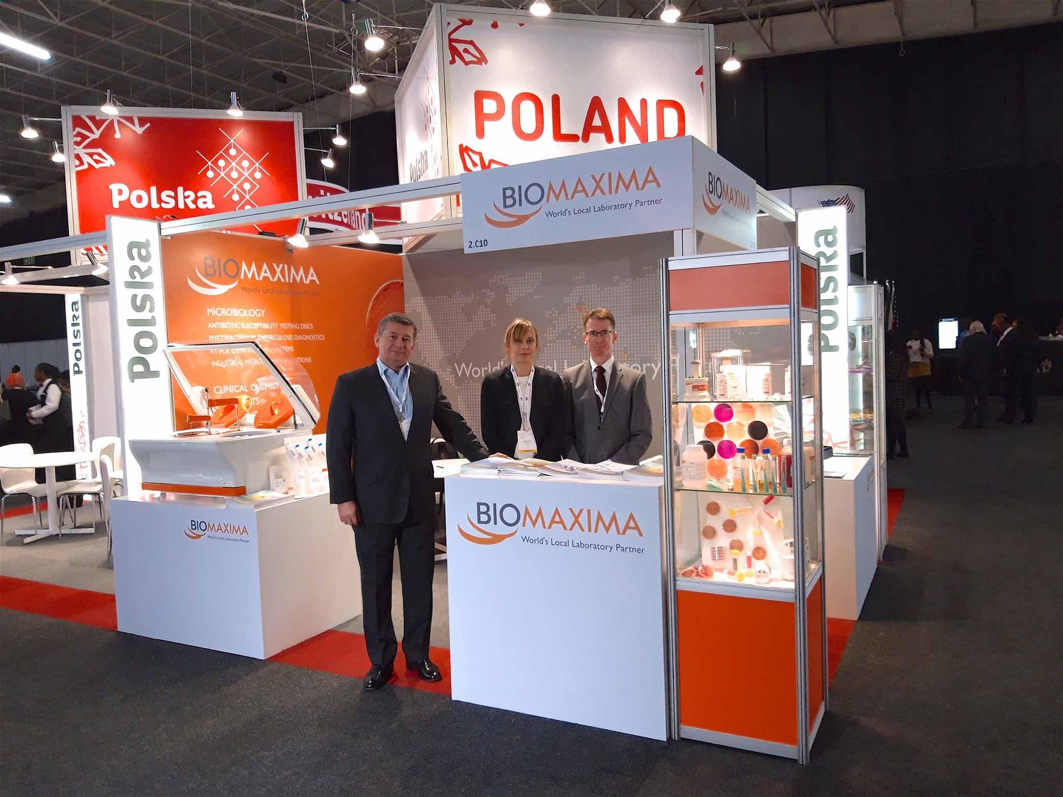 BioMaxima S.A. - promocja w branży sprzętu medycznego