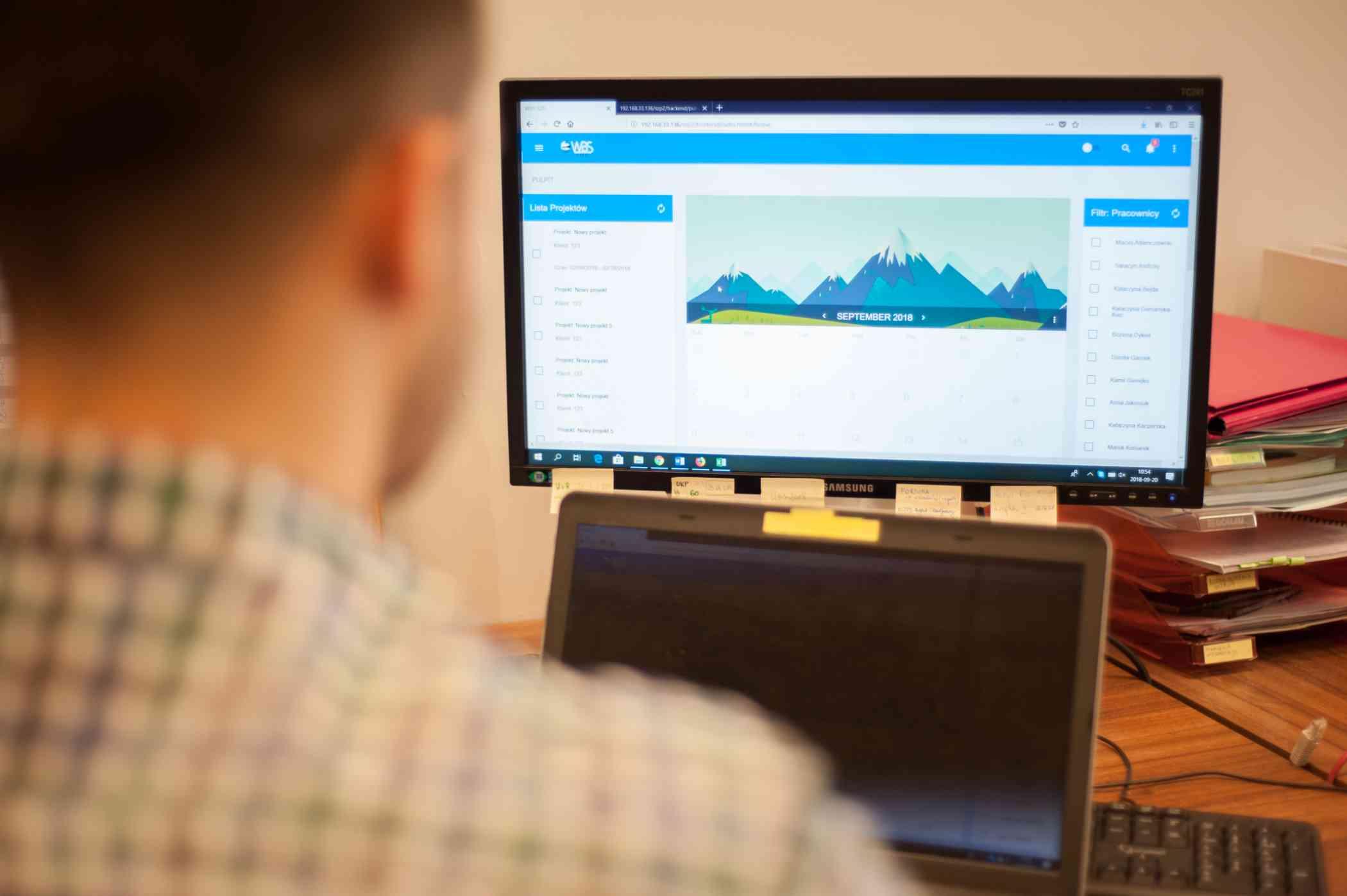 Platforma audytorska wspierająca proces badania sprawozdań finansowych