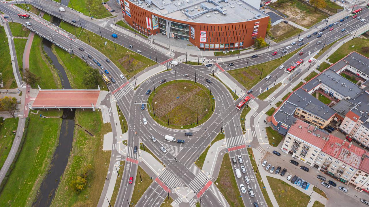 Rozbudowa i udrożnienie sieci komunikacji zbiorowej dla obszaru specjalnej strefy ekonomicznej i strefy przemysłowej w Lublinie