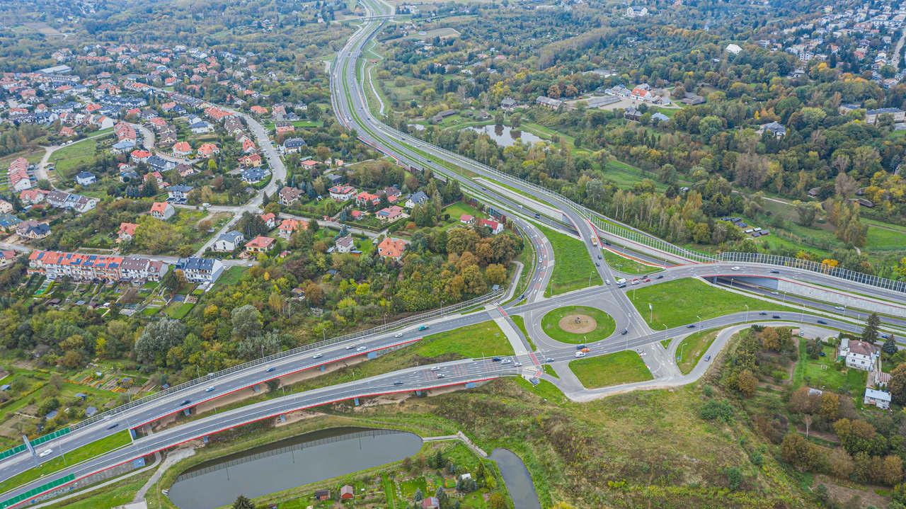 Budowa nowego przebiegu DW 809 w Lublinie na odcinku od skrzyżowania ul. Bohaterów Monte Cassino z ul. Wojciechowską do węzła Sławin – wyprowadzenie ruchu w kierunku węzła Lublin Sławinek (S12/S17/S19)