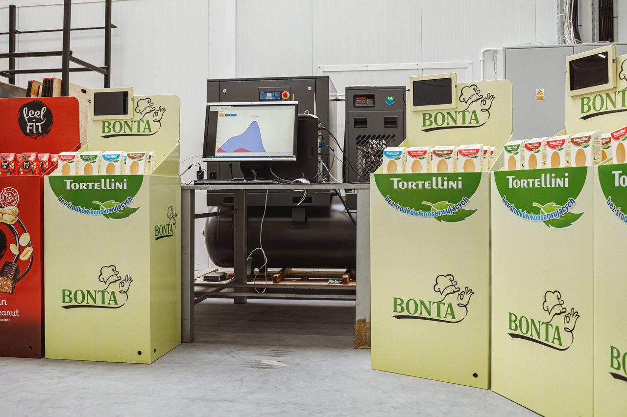 Wdrożenie wyników prac B+R w spółce poprzez uruchomienie produkcji nowego systemu wystawienniczego