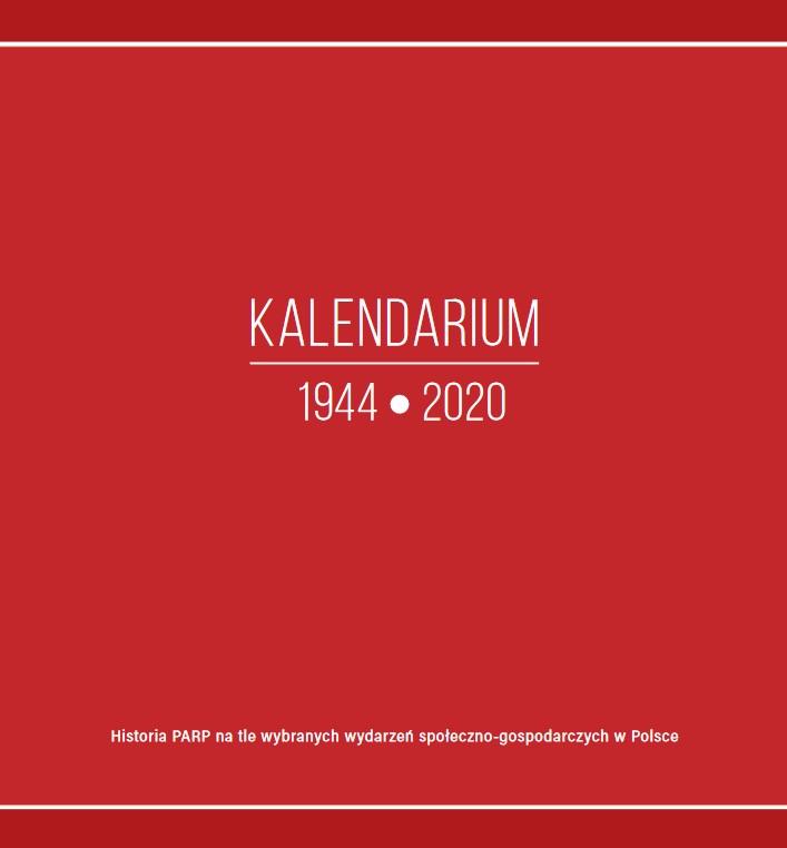 Kalendarium 1944-2020