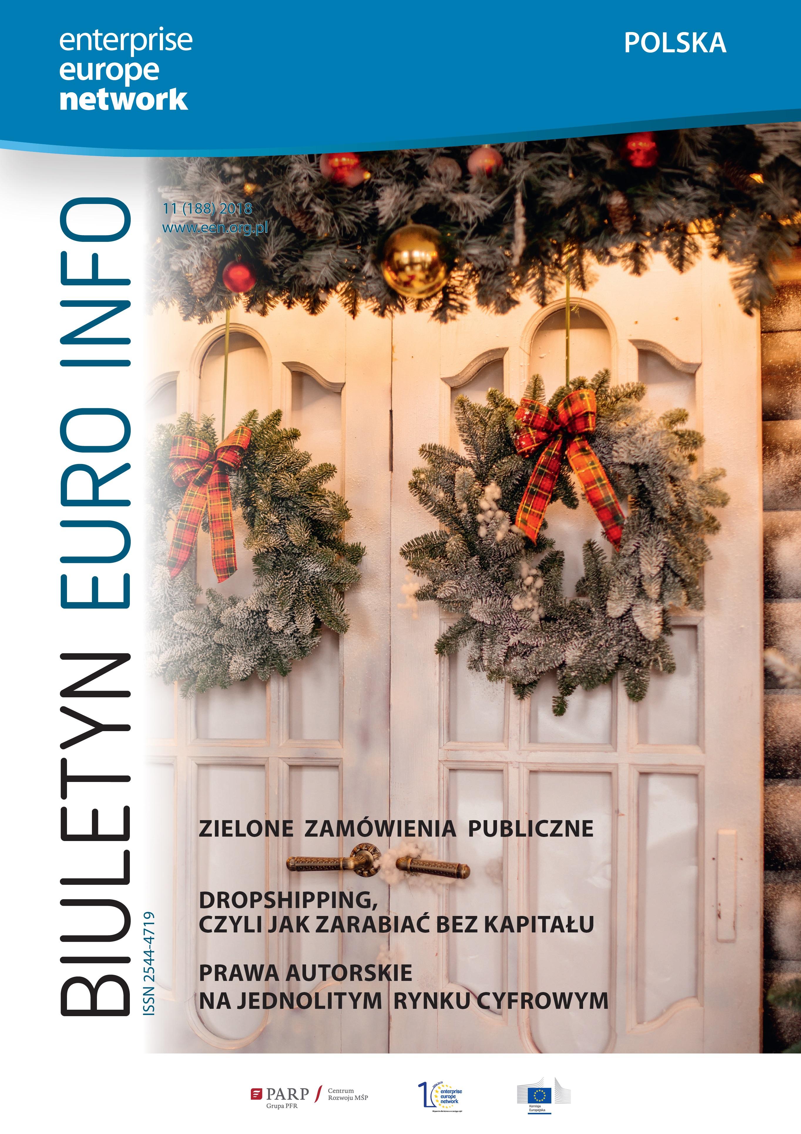 Biuletyn Euro Info 11/2018